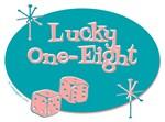 Lucky 1-8 Retro (Chai)