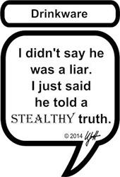 EMC01-121 Stealthy Truth (DW)