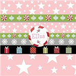Personalize it! Candy Cane Gifts pink