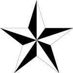 5 Pointed Star Pentagram