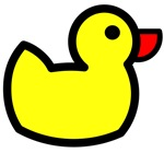 Duck Icon - Rubber Ducky
