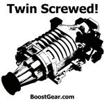 Twin Screwed! - Supercharger Shirts and Accessorie