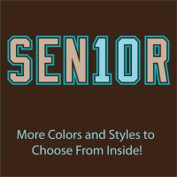 <b>The Seniors Shop</b><br>Color Options!