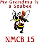 Grandma Seabee NMCB 15