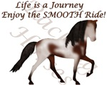 Racking Horse Smooth Journey