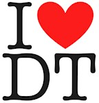 I [heart] DT