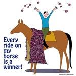 Winning Ride - chestnut