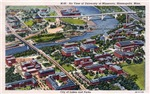 1942 Aerial View of the University of Minnesota2