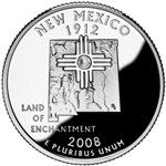 New Mexico Quarter