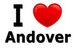 I Love Andover Shop