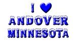 I Love Andover Winter Shop