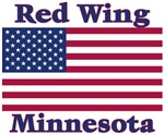 Red Wing US Flag Shop