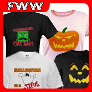 Funny Halloween T-shirt & Gift Designs