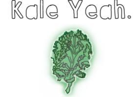 Kale Yeah.