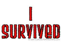 I Survived Military Style