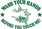 Wash Your Hands! Green