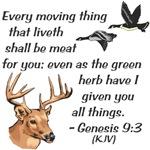 Genesis 9:3 (KJV)