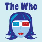 The Who 3D Girl