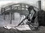 kenshin sleeping