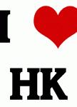 I Love HK