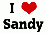 I Love Sandy