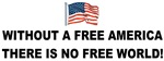 Without a free America