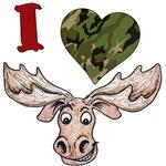I love a Moose
