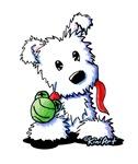 Muggles Westie Puppy