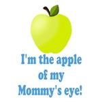 Apple of my Mommy's Eye
