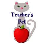 Teacher's Pet Cat