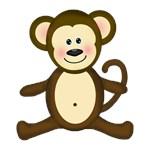 Cute Smiling Monkey