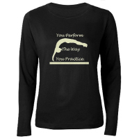 Gymnastics T-shirts (Long Sleeve) & Jerseys