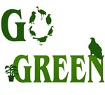 Go Green Birds