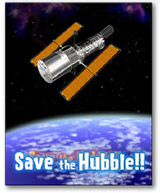 Save the Hubble!