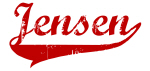 Jensen (red vintage)