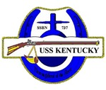 USS Kentucky SSBN 737 US Navy Ship