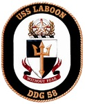 USS Laboon DDG 58 US Navy Ship