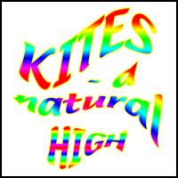 KITES A NATURAL HIGH T-SHIRTS & GIFTS
