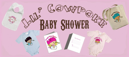 Cowpoke Baby Shower