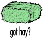 Got Hay?