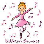 Ballerina Princess (Red Hair)