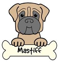 Personalized Mastiff