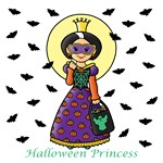 Halloween Princess (Black Hair)