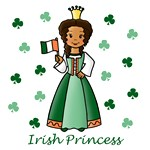 Irish Princess (Dark Skin)