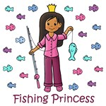 Fishing Princess (Dark Skin)