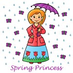 Spring Princess (Red Hair)