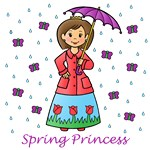 Spring Princess (Brown Hair)
