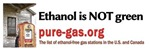 Ethanol is NOT green (10x3)