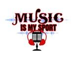 Music is My sport