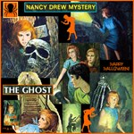 Nancy Drew Halloween Collage